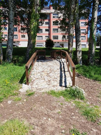 """Restauración de puentes """"Canal IV"""""""
